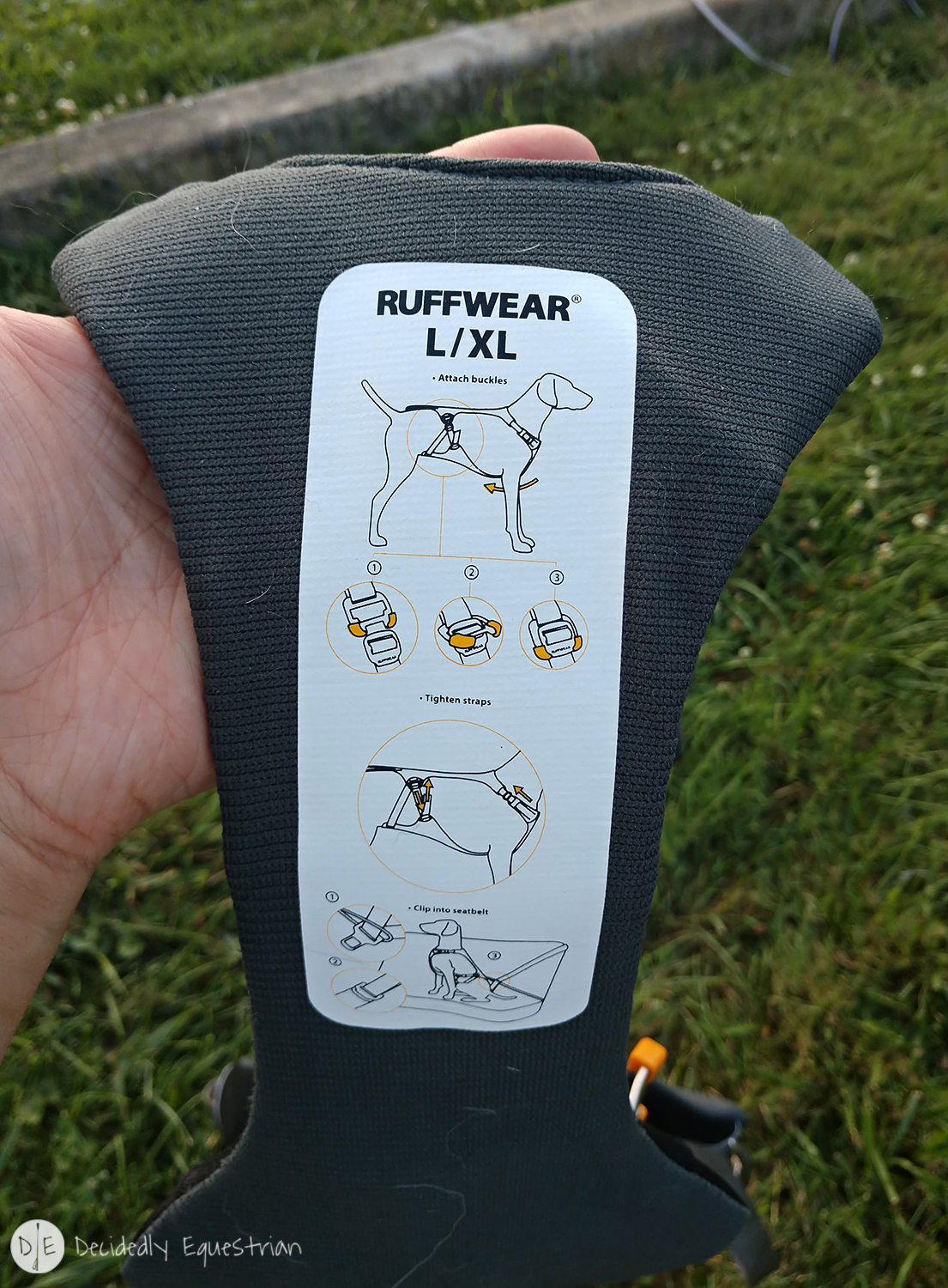 Ruffwear Load Up Harness Review