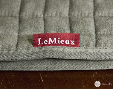 Le Mieux Saddle Pads Review