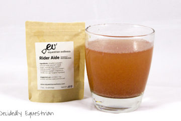 Equestrian Wellness Rider Aide Review