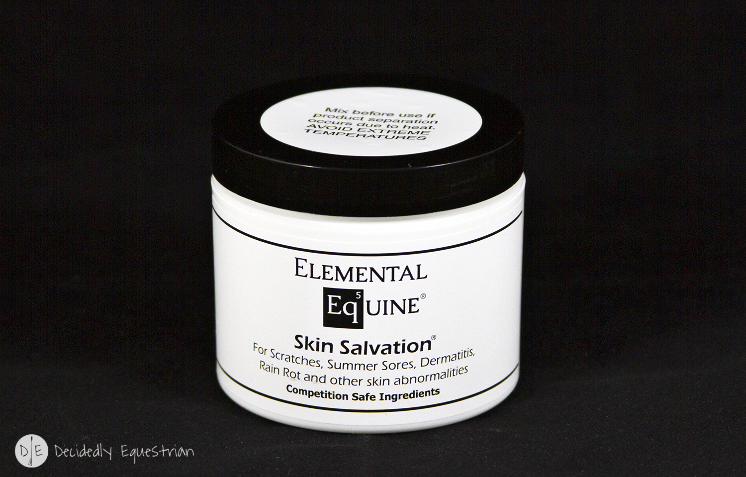 Elemental Equine Skin Salvation Balm Review