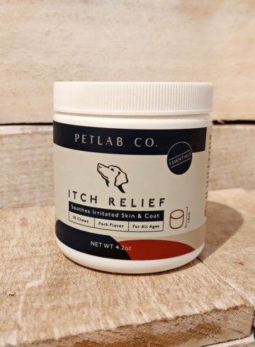 Pet Lab Co. Shedding Formula and Itch Relief Review