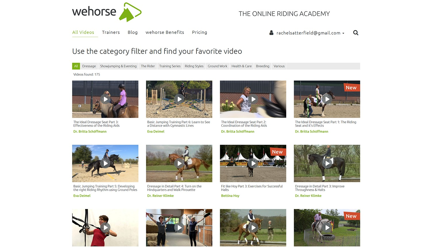 Wehorse Subscription Review