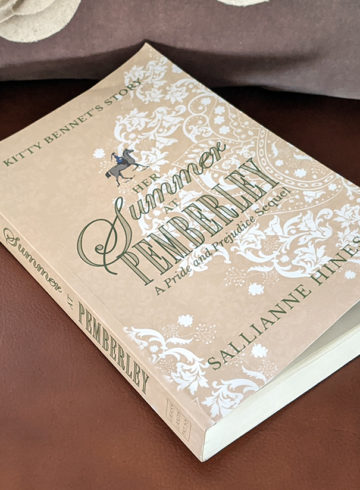 Her Summer at Pemberley Sallianne Hines Review
