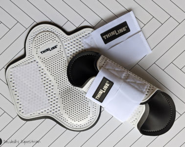 ThinLine Flexible Filly Closed Front Splint Boots Review