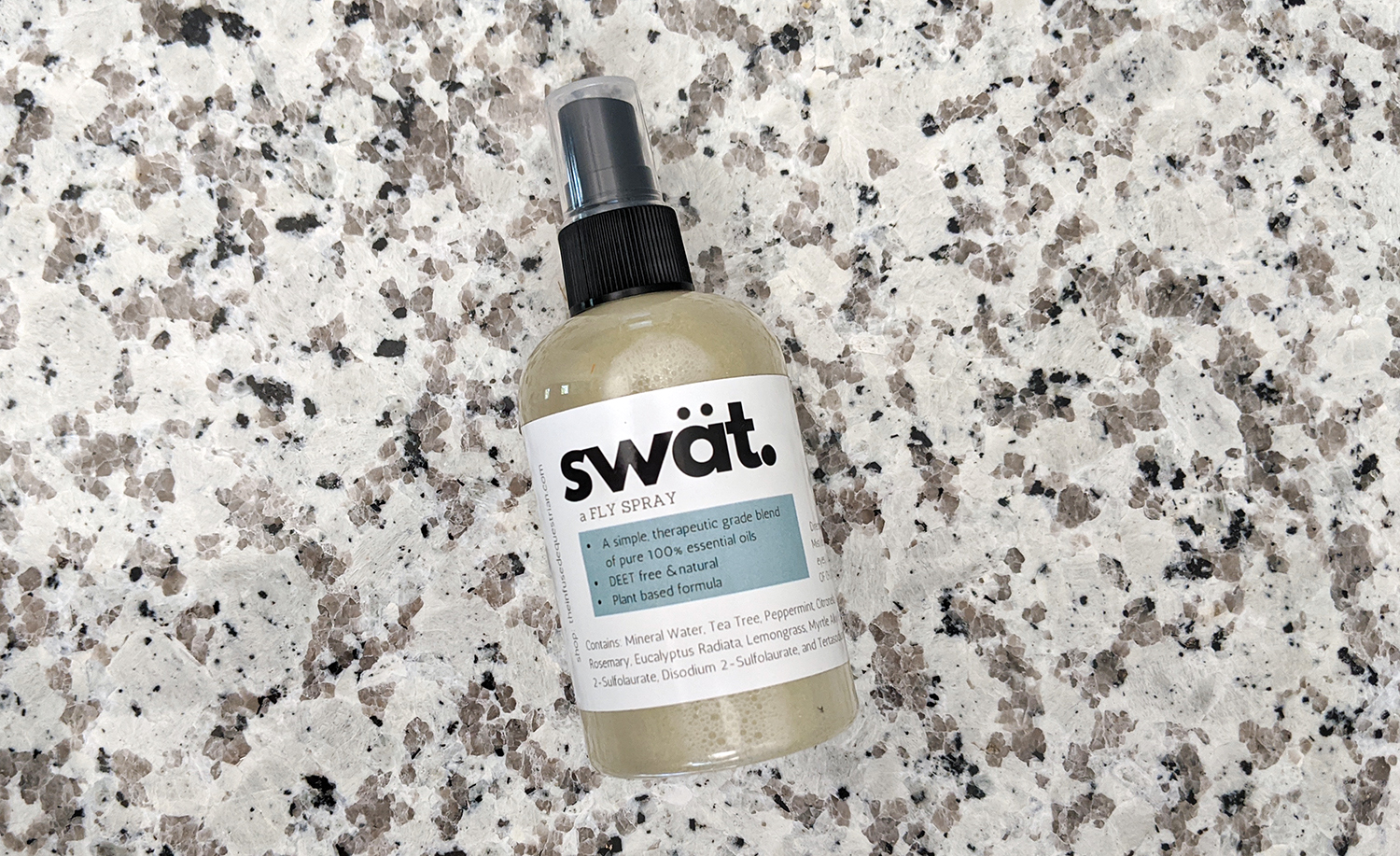 The Infused Equestrian swät Review