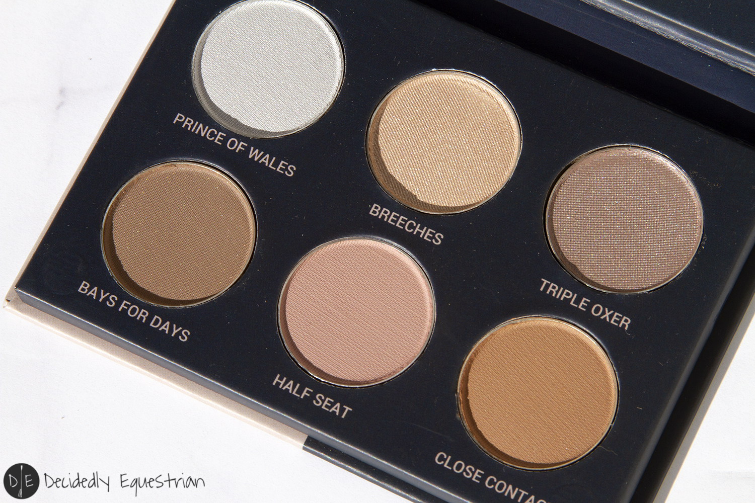 Blue Ribbon Beauty In The Irons Eyeshadow Palette Review