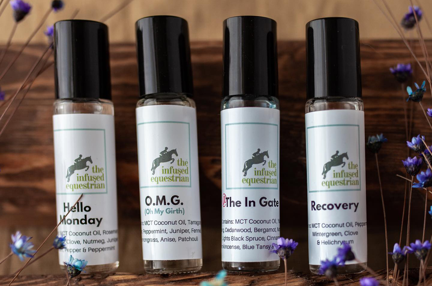 Company Spotlight: The Infused Equestrian