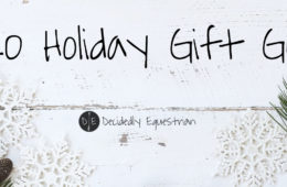 2020 Holiday Gift Guide from Decidedly Equestrian