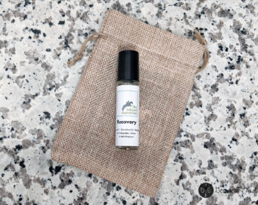 The Infused Equestrian Recovery Roller Ball Review