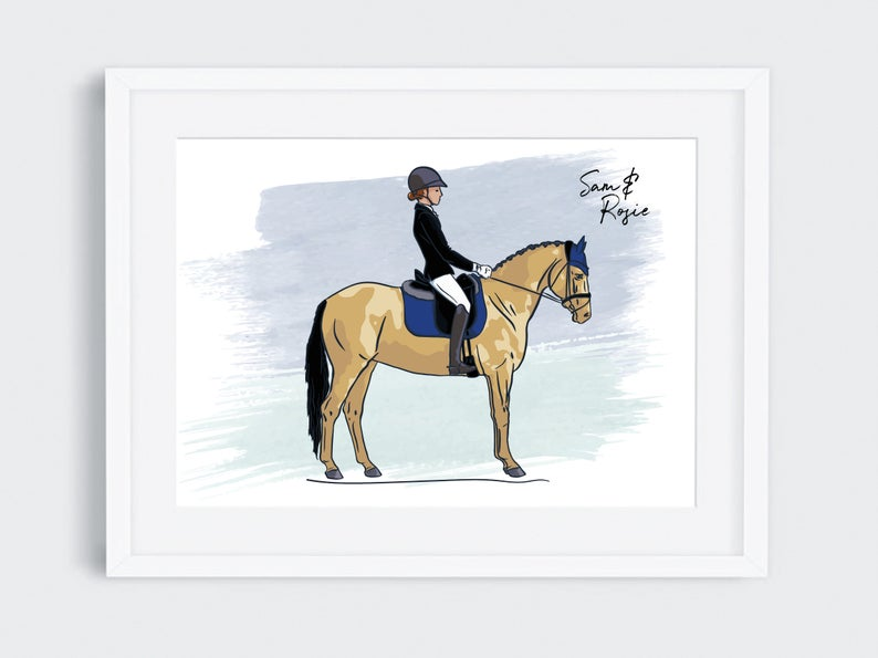 The Customized Horse - Custom Swag for Your Horse, Home and Barn