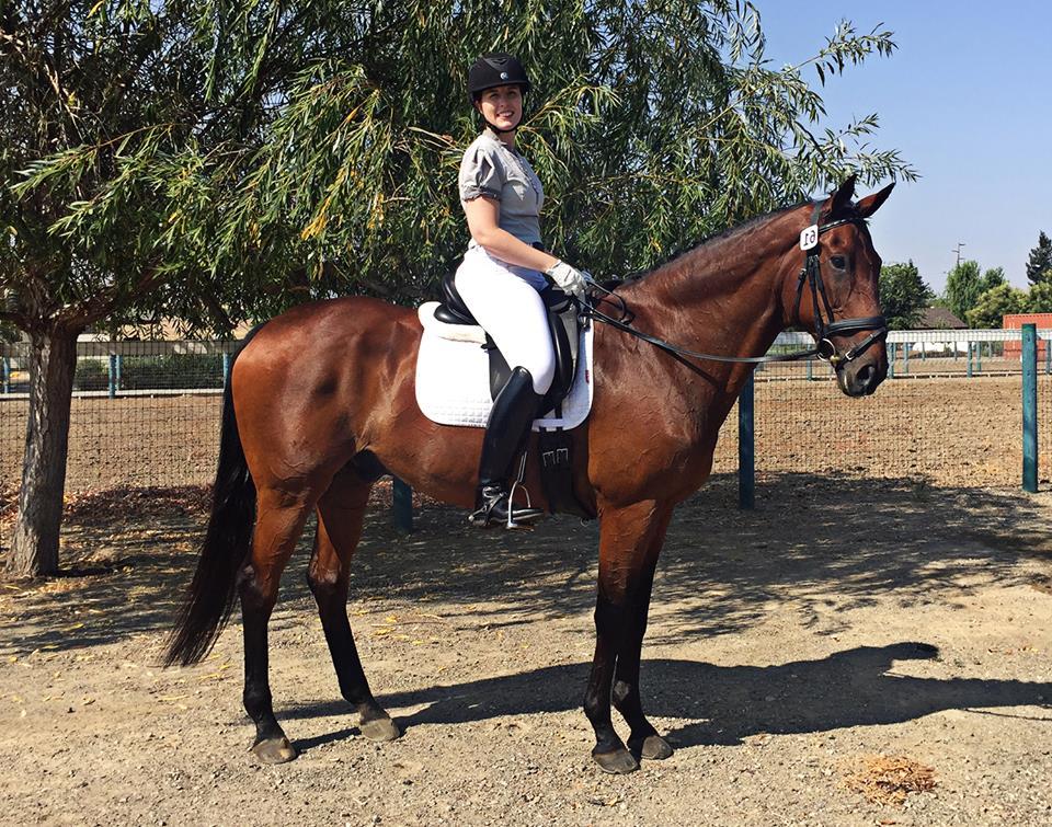 Everyday Equestrians: Rachel Masen