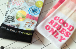 Dreamers & Schemers Socks Review