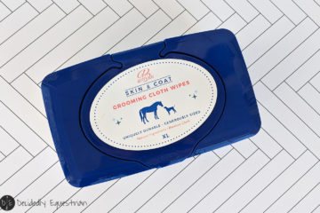 Betty's Best Skin & Coat Grooming Cloth Wipes Review