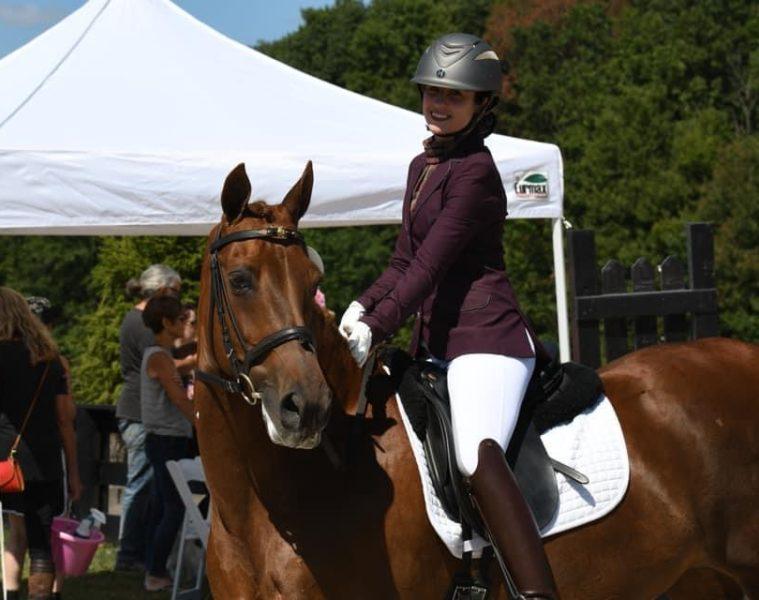 Everyday Equestrians: Amanda Graf
