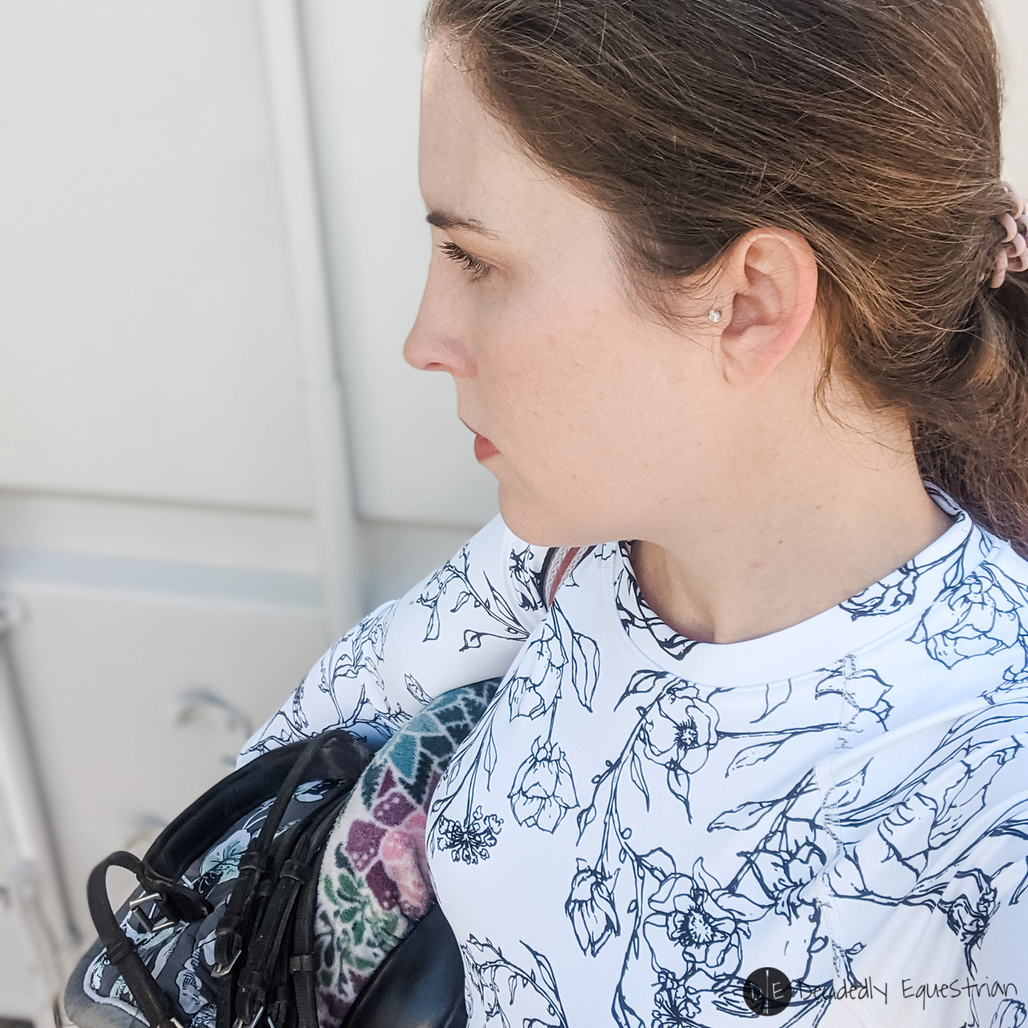La Femme Essential Riding top from Dapplebay x WIT Review