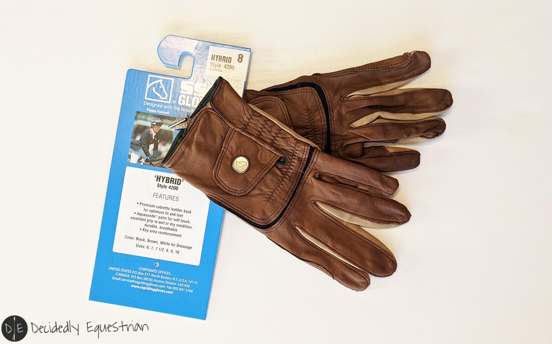 SSG Hybrid Glove Review