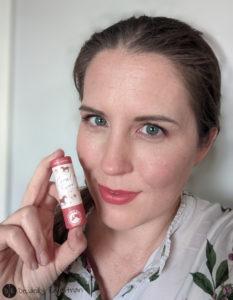 Blue Ribbon Beauty Lipstick Review